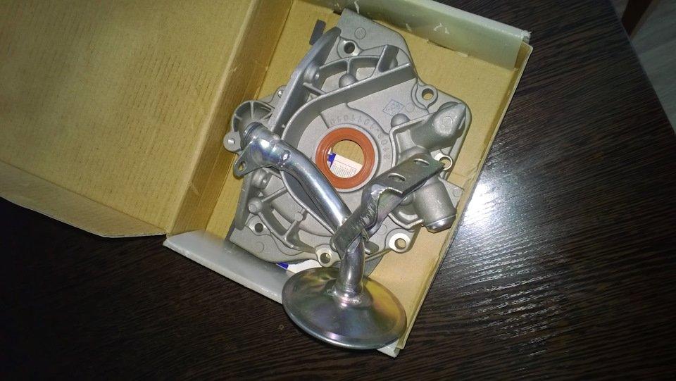 Оригинальный маслонасос ВАЗ 2108/2109