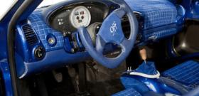 9ff GT9-R Porsche внутри салона