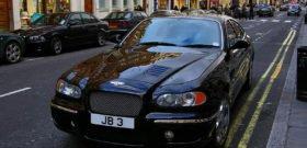 Максимальная скорость Bentley Rapier