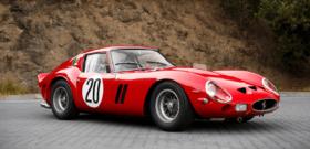 Разгон Ferrari 250 GTO