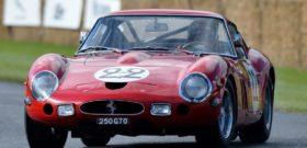 Двигатель Ferrari 250 GTO