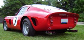 Лидер топа Ferrari 250 GTO