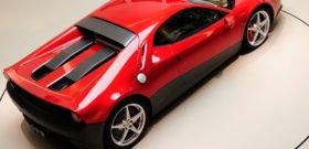 Скорость Ferrari SP 12 EC