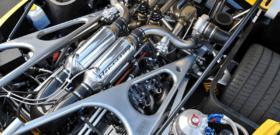 Hennessey Venom GT силовая установка