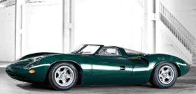 Jaguar XJ 13 сбоку
