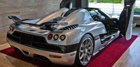Цена Koenigsegg CCXR Trevita