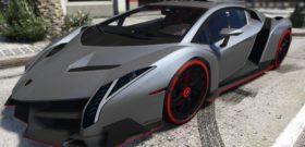Экстерьер Lamborghini Veneno