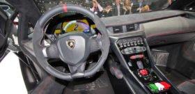 Салон Lamborghini Veneno