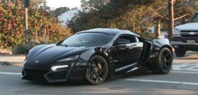 Автомобиль Lykan Hypersports