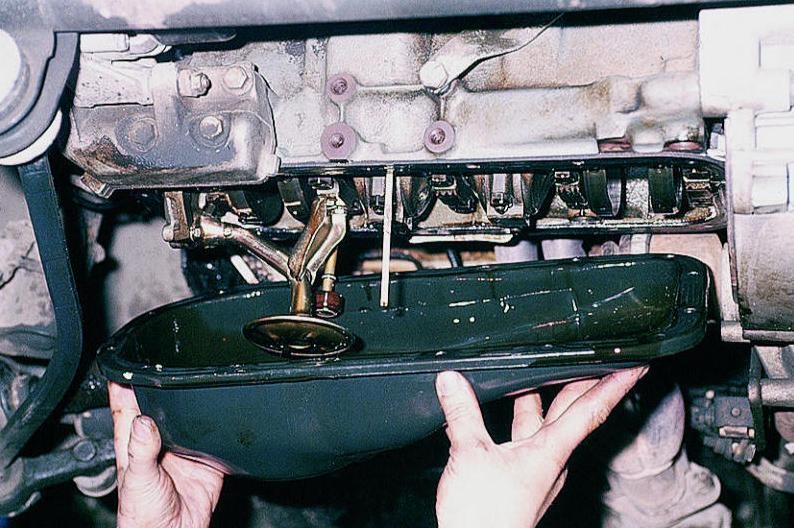 p 2 - Проверка, регулировка и замена масляного насоса ВАЗ 2110, 2111, 2112: инструкции с фото и видео