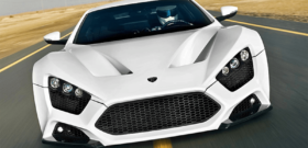 Zenvo ST1 вид спереди