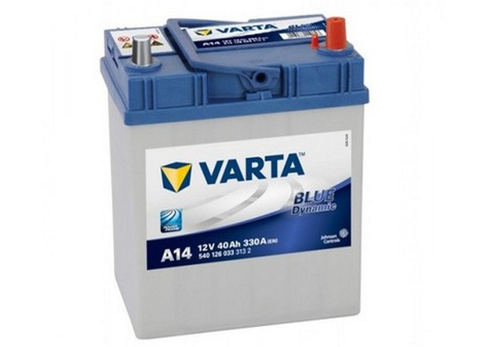 Varta Blue Dynamic, Германия