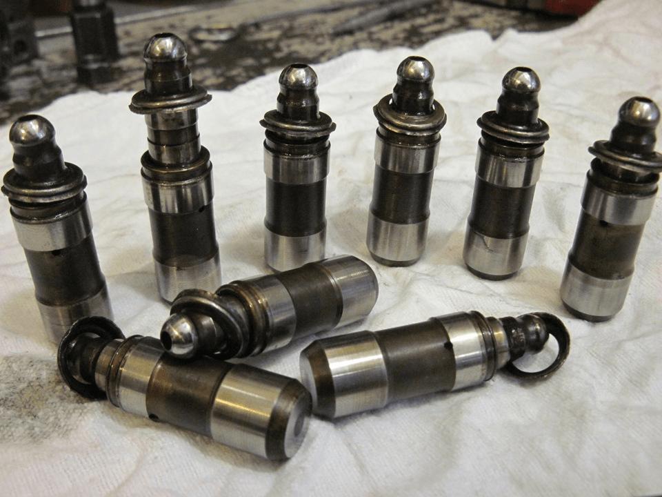 Извлечённые гидрокомпенсаторы