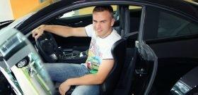 Автомобиль Акинфеева