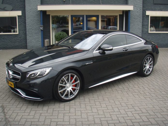 Mercedes Benz S-Coupe 63AMG