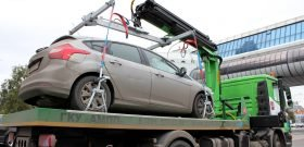 Как забрать авто со штрафстоянки