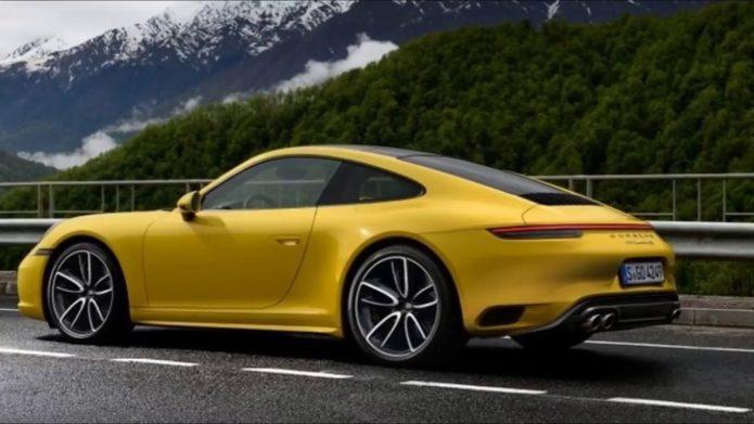 Porsche 911 Новый