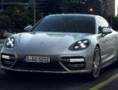 Заряженный Porsche Panamera GTS