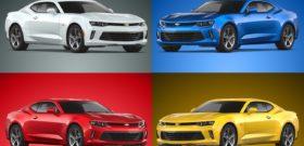 Цвет автомобилей