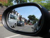 Как правильно настроить зеркала в автомобиле