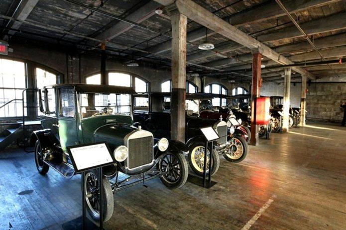 Музей Ford