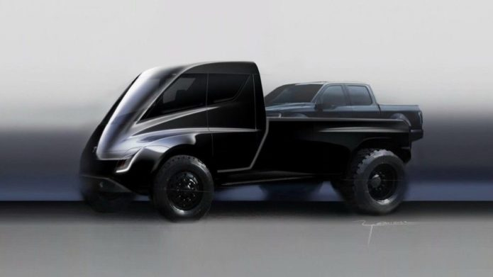 Tesla пикап