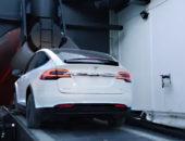 Туннель для Tesla