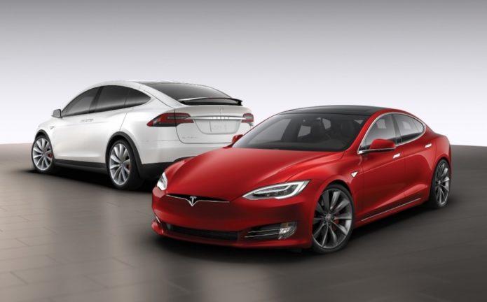 Tesla Model S и X