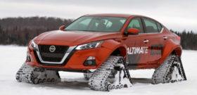 Nissan Altimate AWD