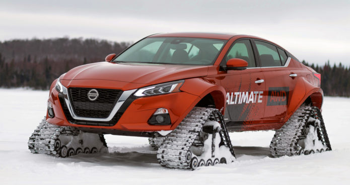 Nissan Altimate AWD