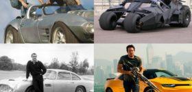 Автомобили из фильмов