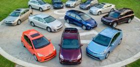 На каких автомобилях ездят в Японии