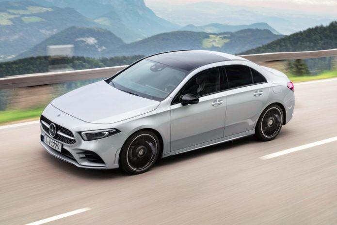Mercedes A-класса