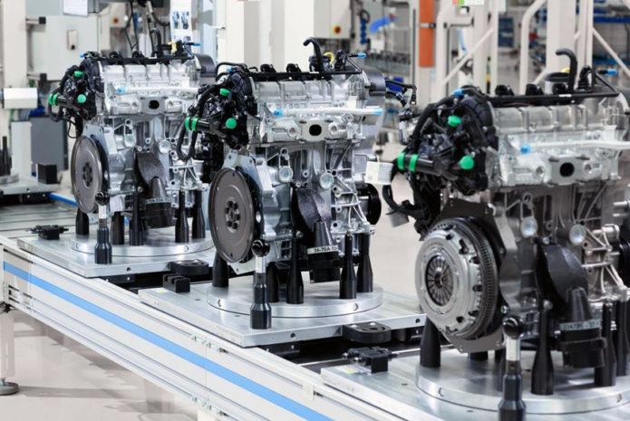 Моторы Volkswagen