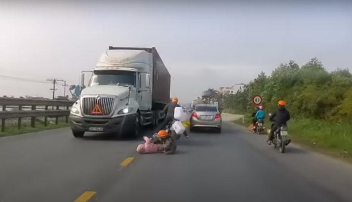 ДТП во Вьетнаме
