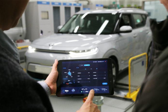 Приложение для Hyundai и Kia
