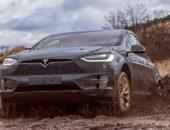 Tesla offroad