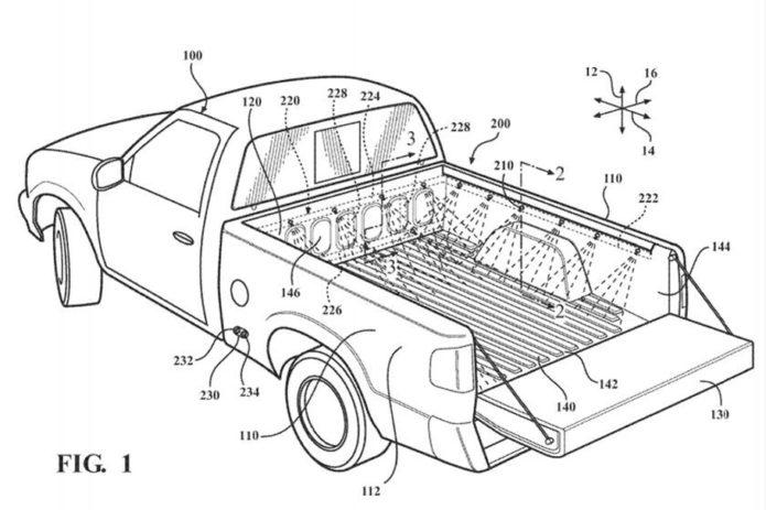 Новая система мойки пикапов Toyota
