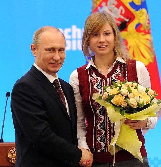 Фаткулина и президент