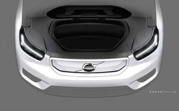 Volvo электрический
