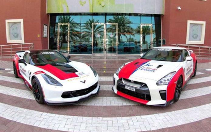 скорая в Дубае