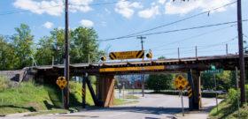 мост в Северной Каролине